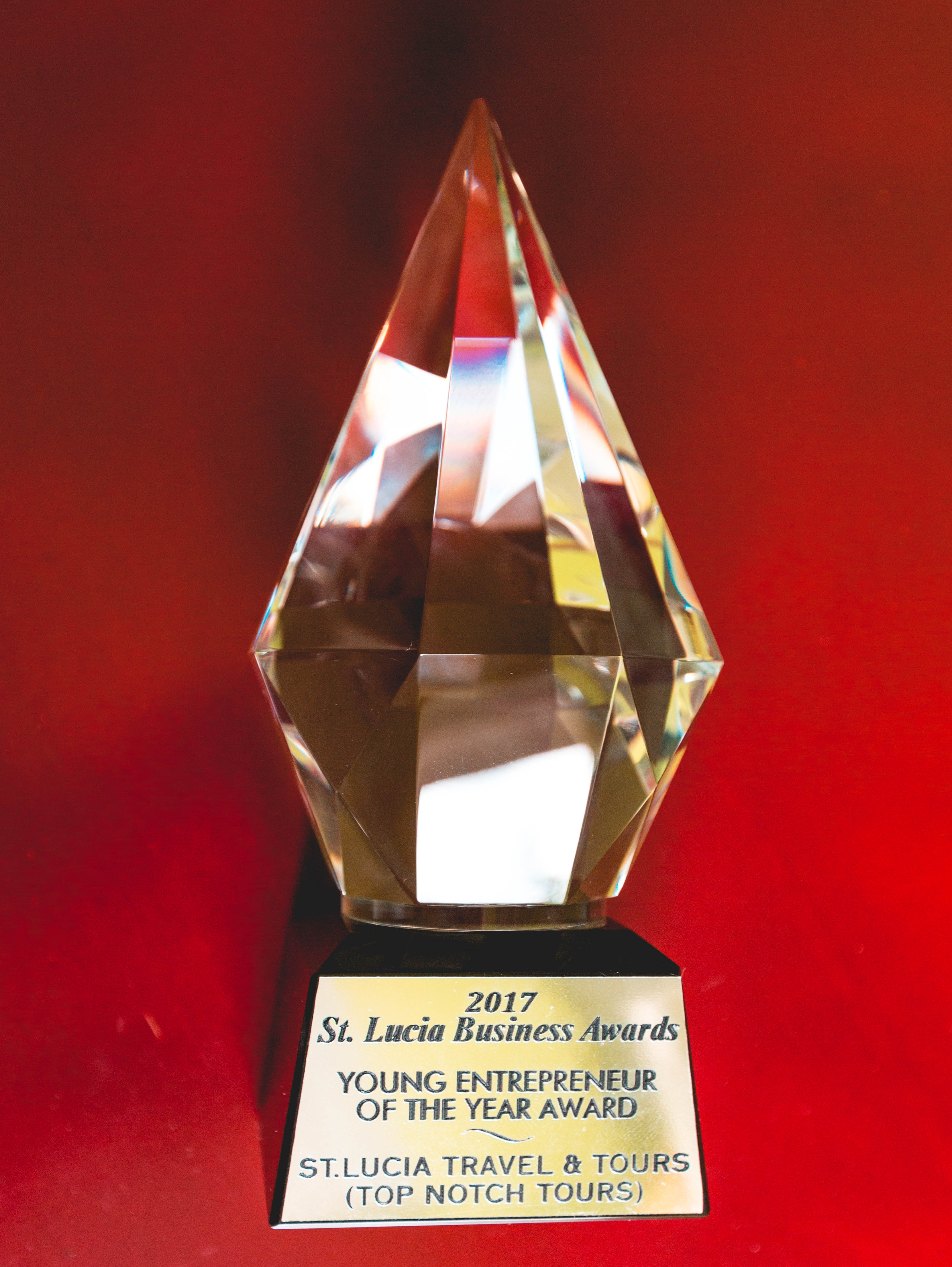 randy-lafontaine-st-lucia-business-awards-2018